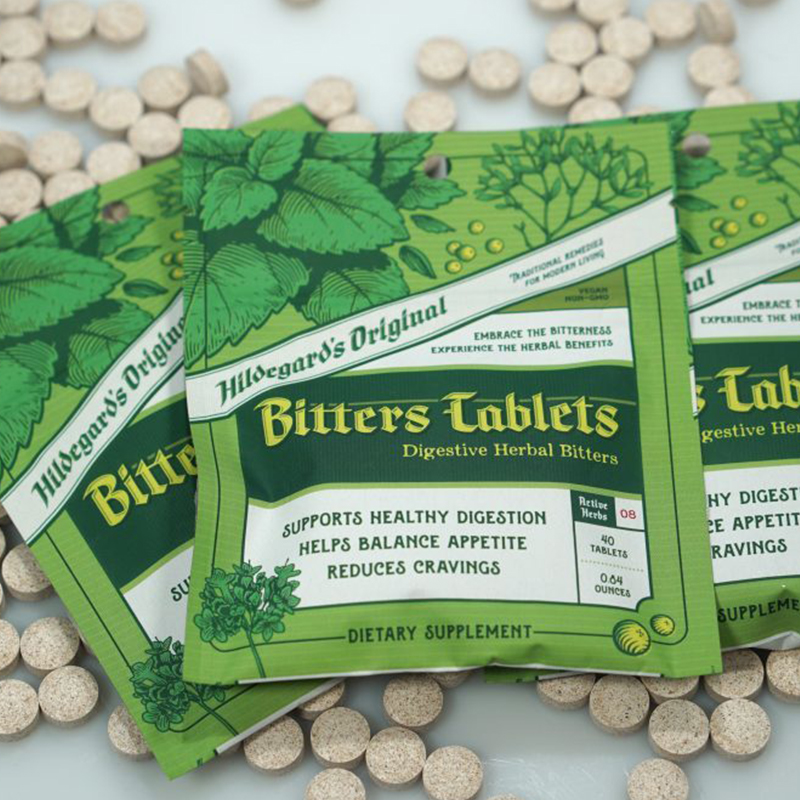 Bitters For Health Tablets