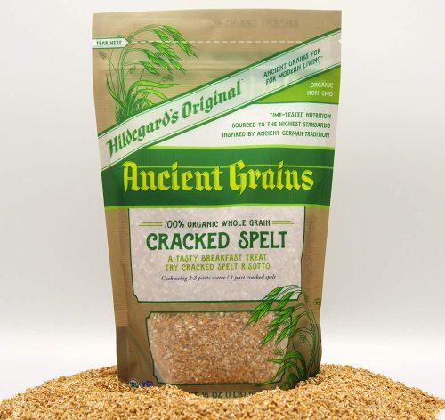 Cracked Spelt